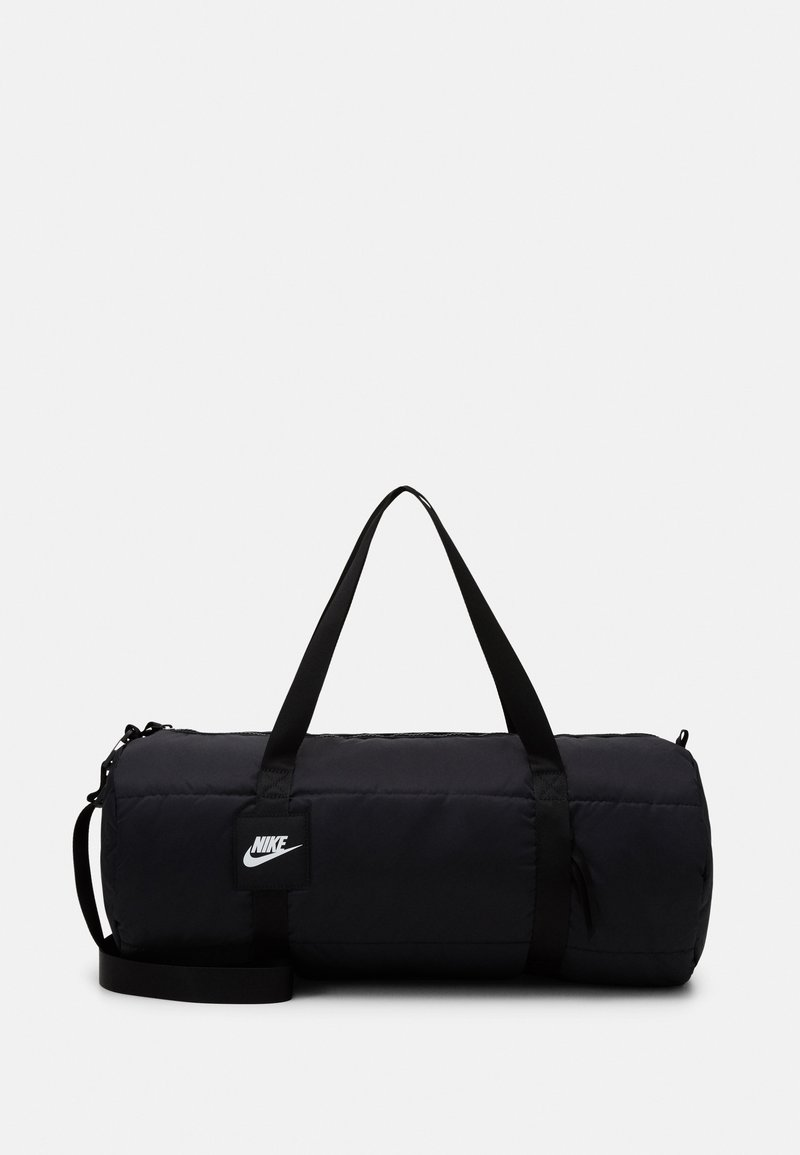 Nike Sportswear - HERITAGE - Torba sportowa - black/white