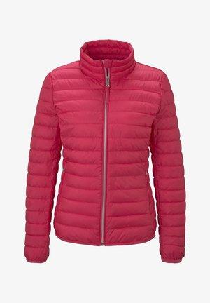 ULTRA LIGHT WEIGHT JACKET - Light jacket - pink
