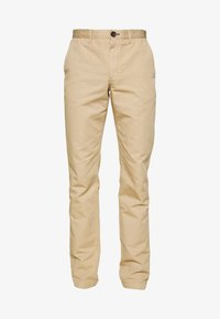 PS Paul Smith - MENS MID FIT STITCHED CHINO - Chinos - camel - 4