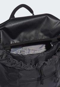 adidas Originals - STREET TOPLOADER BACKPACK - Batoh - black - 4