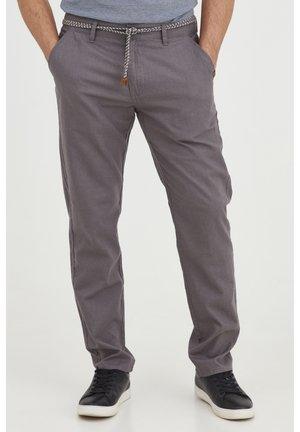 MENNIX  - Trousers - Granite
