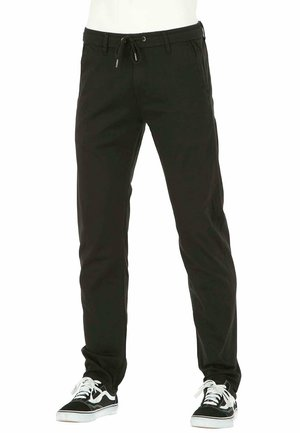REFLEX EASY ST - Chinos - black