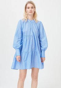 Dea Kudibal - KIRA NS (CO) - Day dress - dot blue - 0