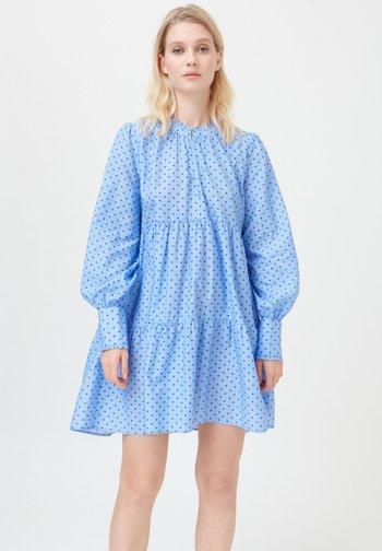KIRA NS (CO) - Day dress - dot blue