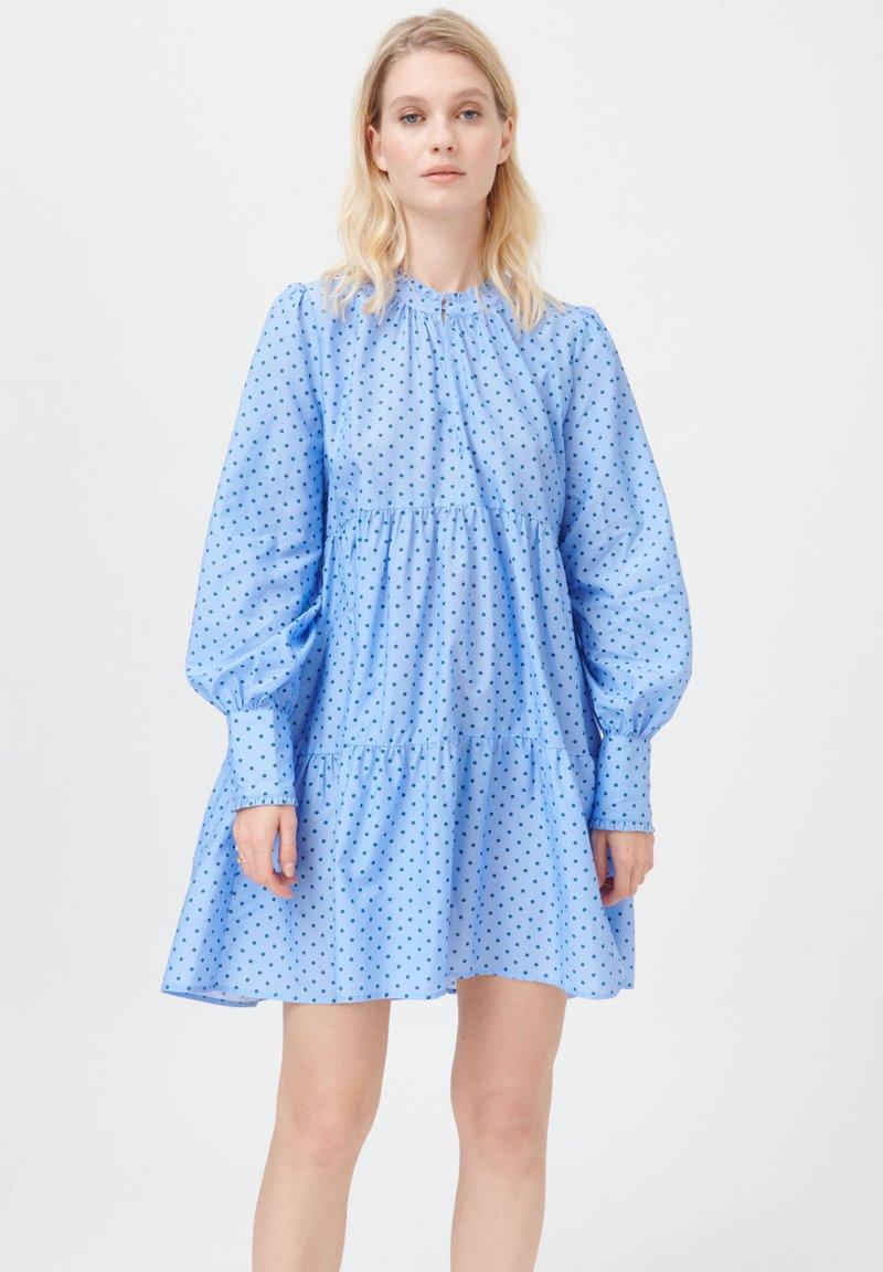 Dea Kudibal - KIRA NS (CO) - Day dress - dot blue