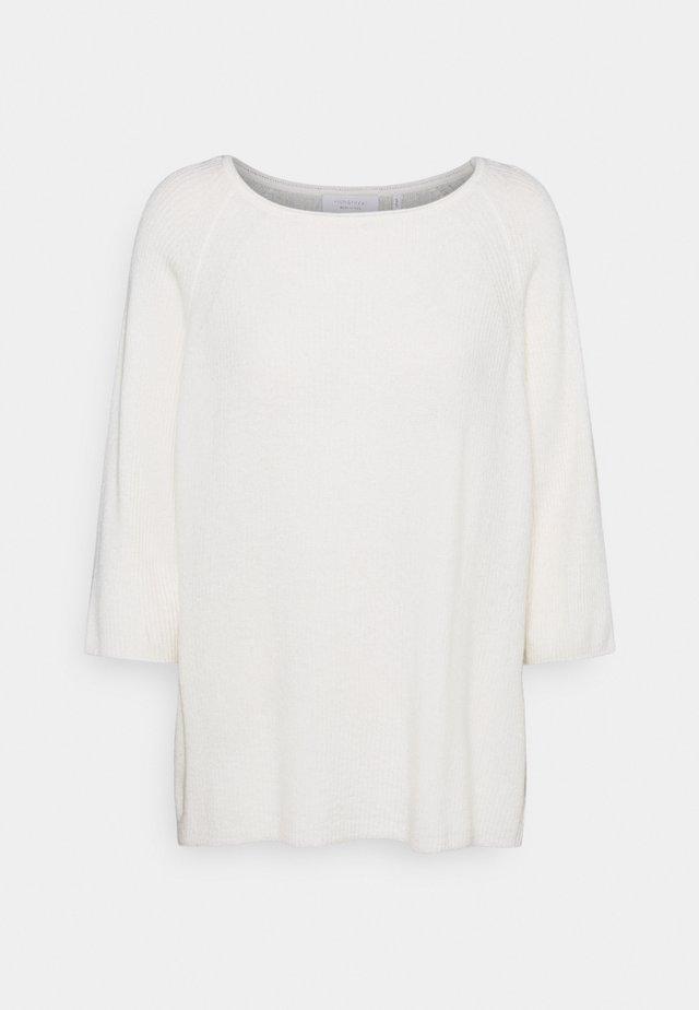 CREW NECK  - Svetr - pearl white