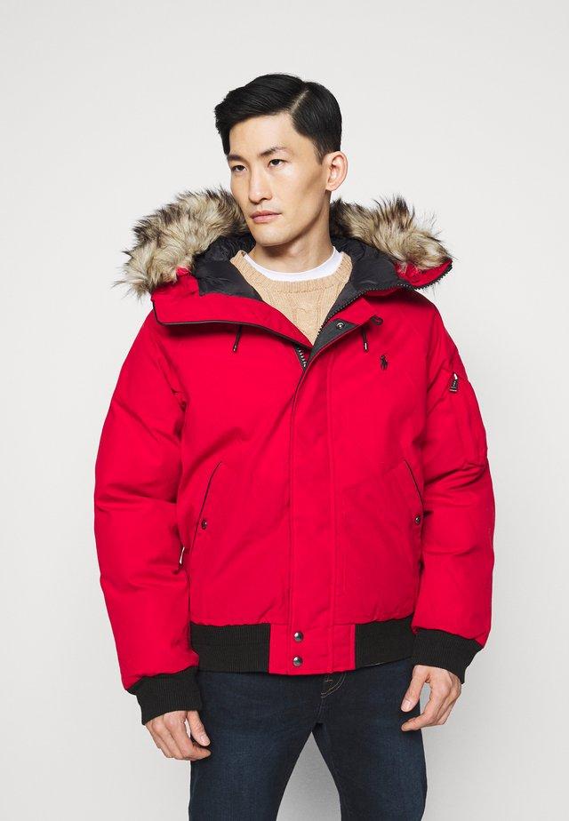 ANNEX - Down jacket - red