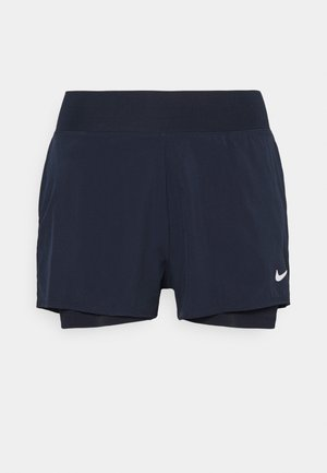 Sports shorts - obsidian/white