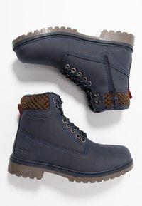 KangaROOS - RIVETER - Ankle boots - dark blue - 3