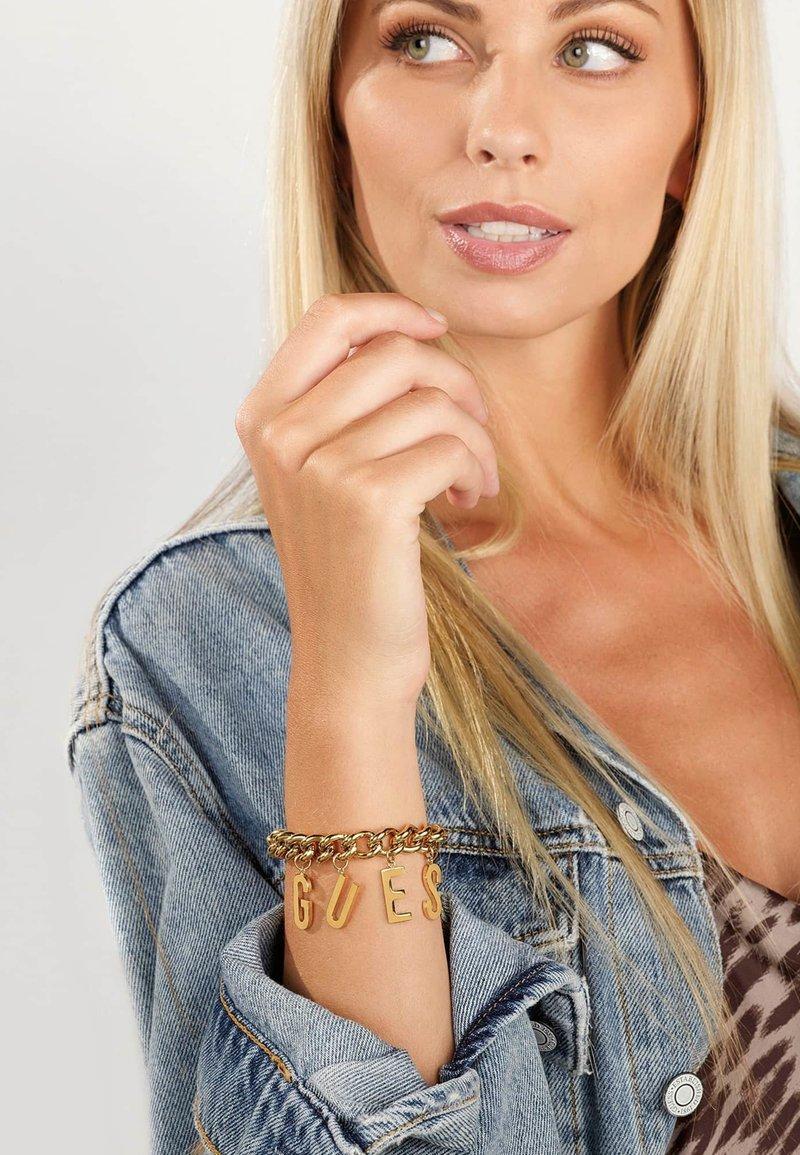 Guess - LOS ANGELES - Bracelet - goldenfarbe