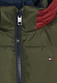 Tommy Hilfiger - REVERSIBLE JACKET - Winter jacket - blue - 4