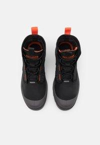 Palladium - PAMPA TRAVEL LITE UNISEX - Lace-up ankle boots - black - 3