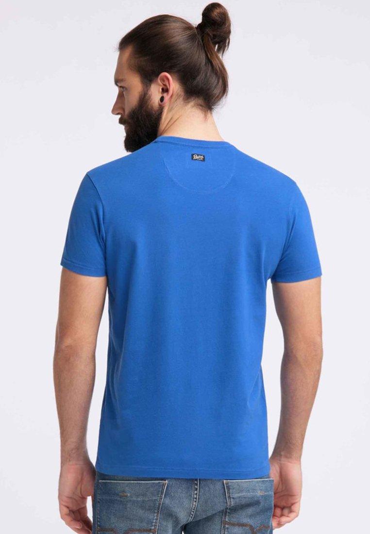 Fabrikspris Udforske Tøj til herrer Petrol Industries T-shirts print seascape jHdKIB AgXRYv