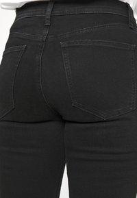 GAP Petite - SAMANTHA - Jeans Skinny Fit - true black - 4