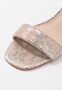 ALDO - VALENTINA - Sandals - light silver - 2