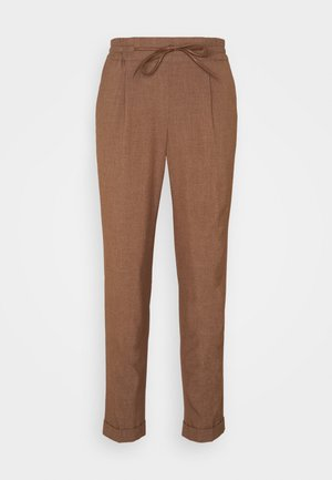 MELOSA TAPE - Trousers - peanut