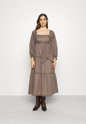 SOBITA MIDI DRESS - Day dress - solene cocoa