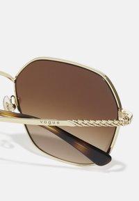 VOGUE Eyewear - Sunglasses - pale gold-coloured - 4