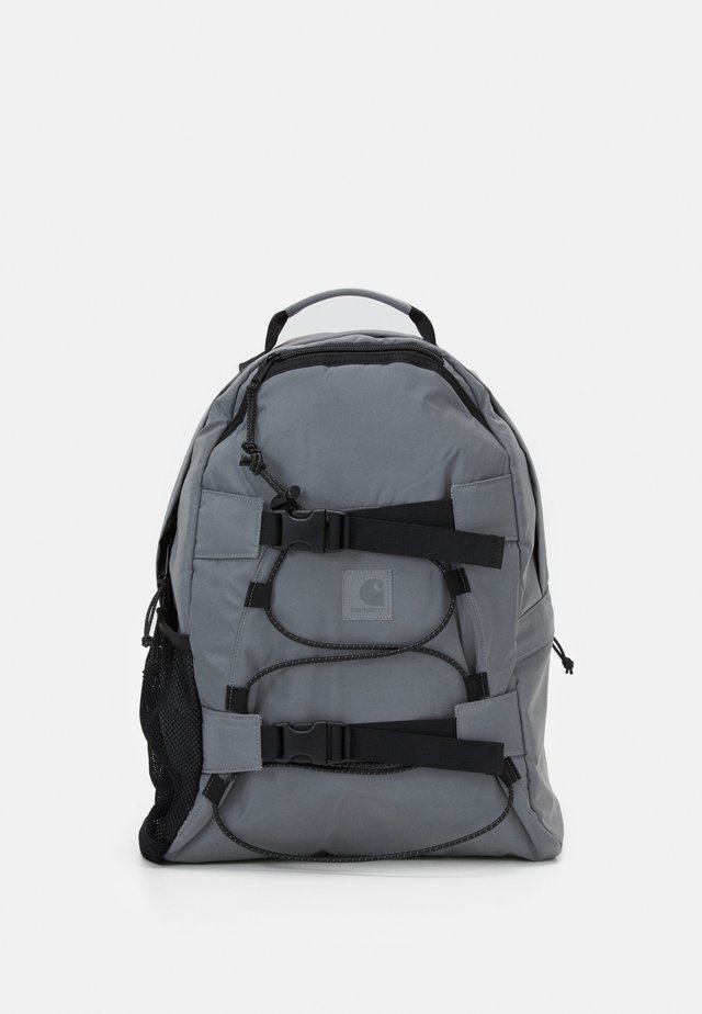 FLECT KICKFLIP BACKPACK - Reppu - grey