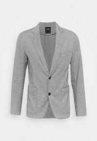 Abercrombie & Fitch - Blazer jacket - grey - 4