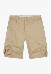 GAP - BOY - Cargo trousers - new british khaki - 0