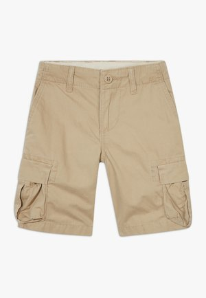 BOY - Bojówki - new british khaki