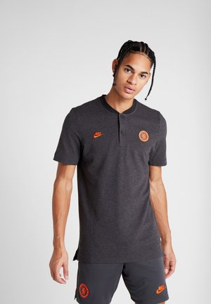 CHELSEA LONDON MODERN - Article de supporter - black/black heather/rush orange