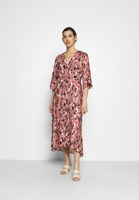 Closet - A-LINE MIDI DRESS - Day dress - pink - 0