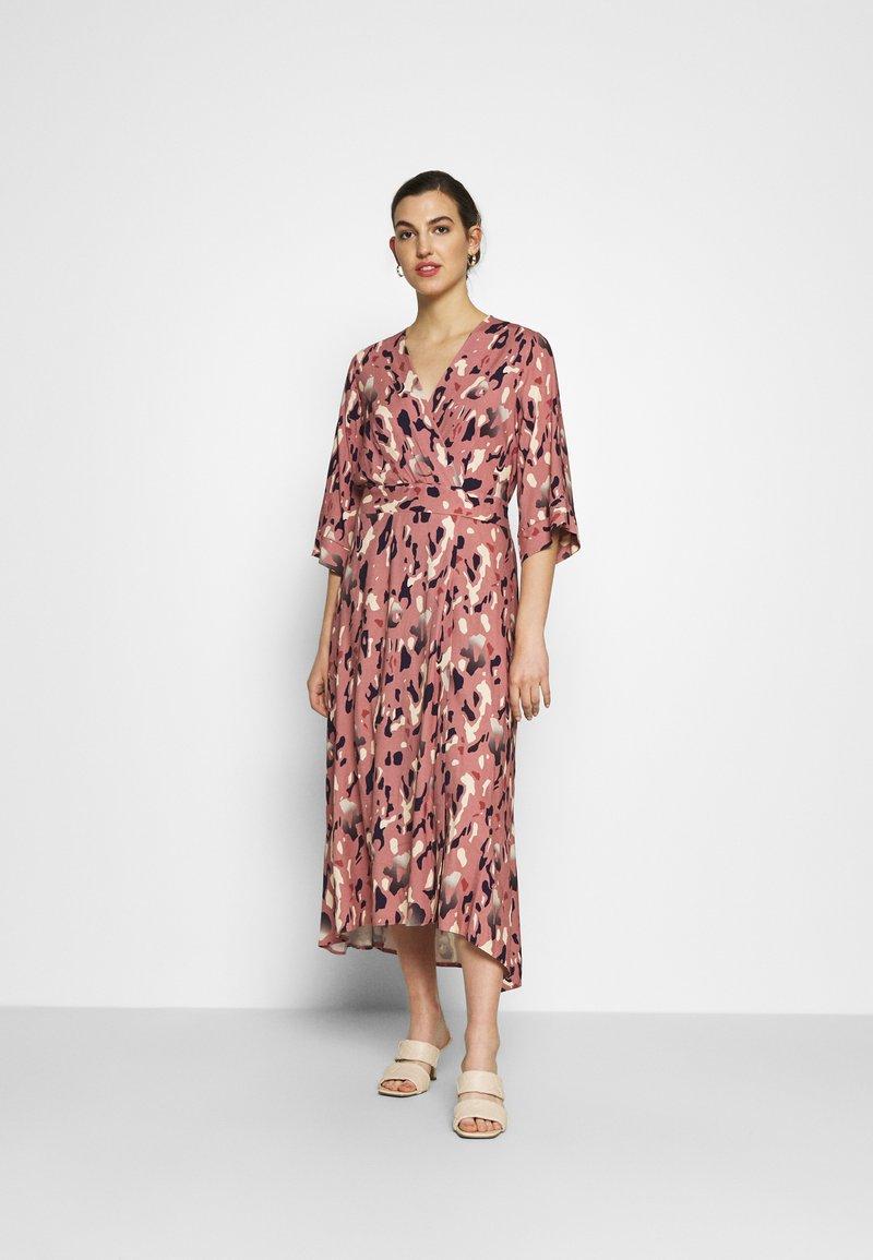 Closet - A-LINE MIDI DRESS - Day dress - pink