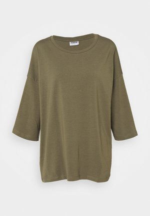 NMHAILEY - T-shirt basic - kalamata