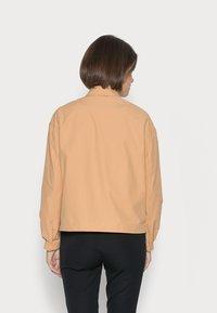 Lyle & Scott - SHACKET - Summer jacket - tan - 2