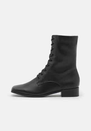 JOVI - Lace-up ankle boots - black