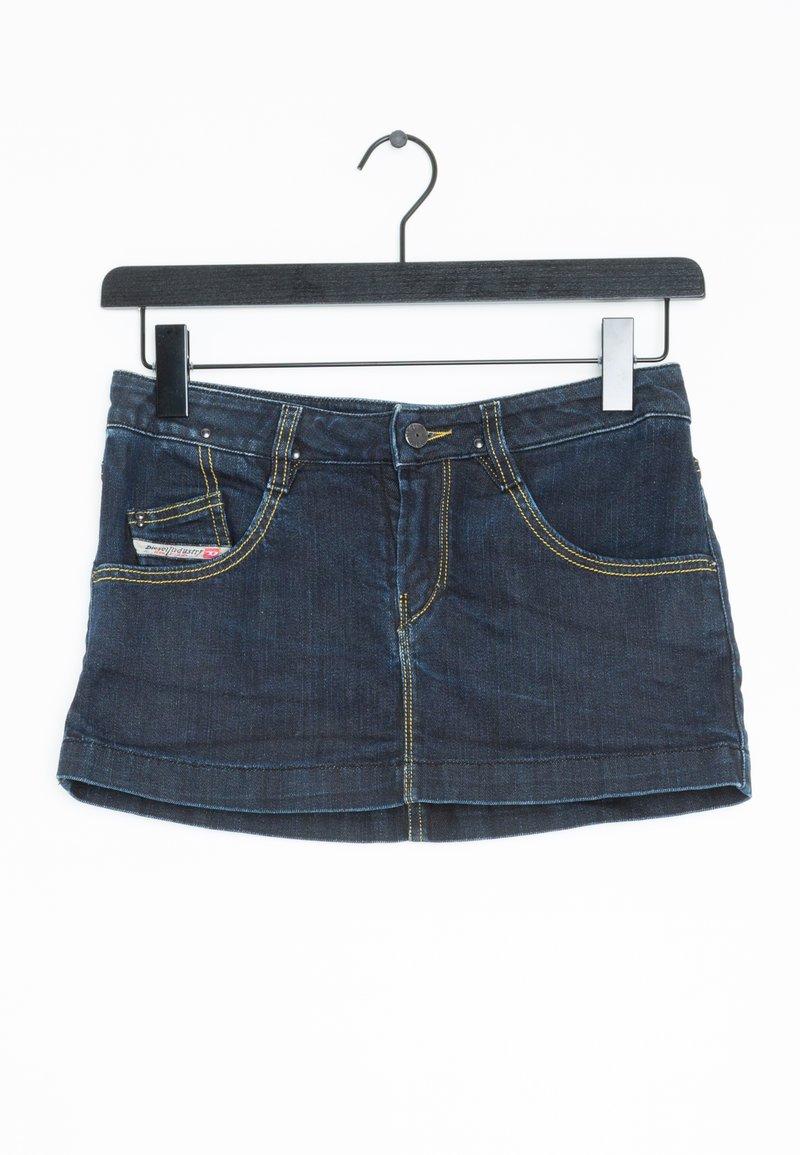 Diesel - Spódnica jeansowa - blue