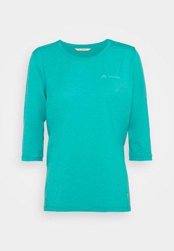 WOMENS SKOMER 3/4 - Long sleeved top - riviera