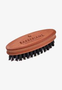 Barberians - BEARD BRUSH - OVAL - Borstel - - - 0
