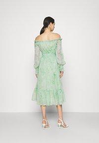 Lace & Beads - REBECCA MIDI - Day dress - mint - 2