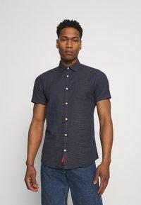 Jack & Jones - JORABEL SHIRT - Camisa - navy blazer - 0