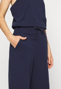 G-Star - UTILITY STRAP WMN S\LESS - Jumpsuit - sartho blue - 4