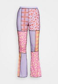 STARGAZER PANT - Trousers - purple