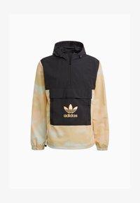 adidas Originals - Light jacket - aluminium / multicolor / black - 3