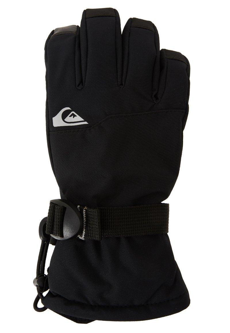 quiksilver mission you - fingerhandschuh - black/schwarz