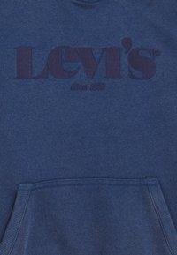Levi's® - LOGO HOODIE UNISEX - Kapuzenpullover - estate blue - 2