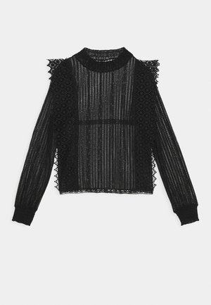 PCGURLI - Long sleeved top - black