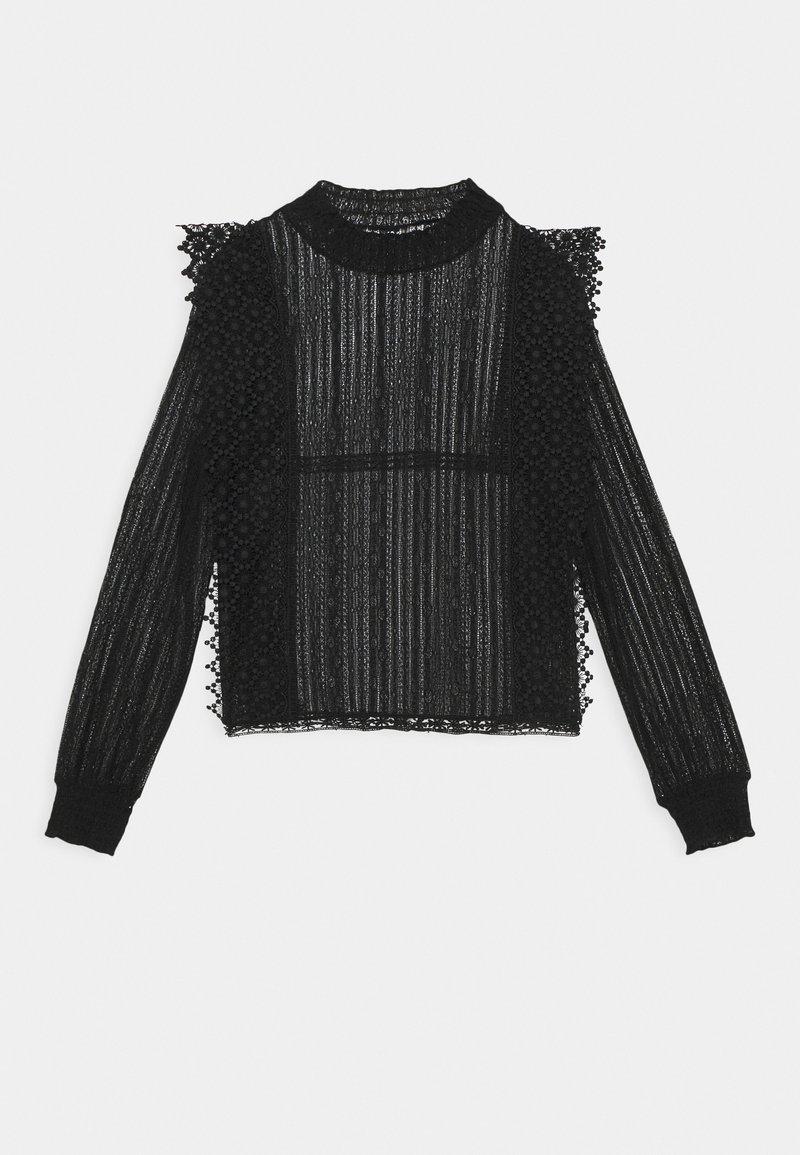 Pieces - PCGURLI - Long sleeved top - black