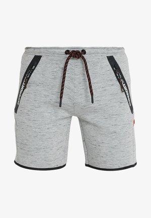 GYM TECH SHORT - Sports shorts - city grey granite