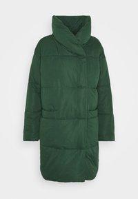 Monki - VALERIE JACKET - Winter coat - green dark olive - 4