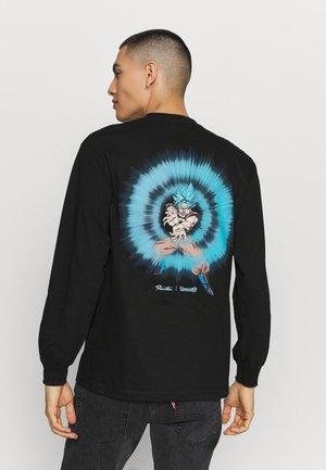 ENERGY  TEE - Langærmede T-shirts - black
