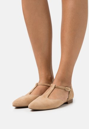 Ankle strap ballet pumps - dakar