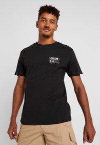 Fox Racing - PRO CIRCUIT PREMIUM TEE - Print T-shirt - black - 2