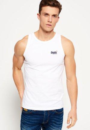 ORANGE  - Top - white